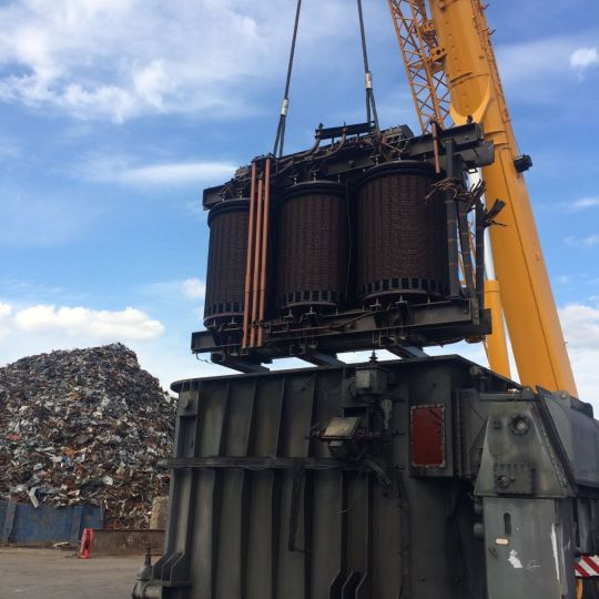 Non-Ferrous Metal Recovery